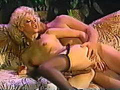 Patti Petite pounded on the couch