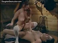 Two Teens Fucked By Huge Cock