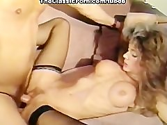 Cowgirl in nylons hot seduction