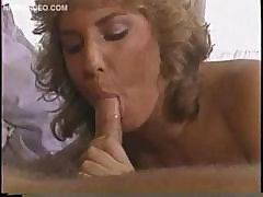 Mindy Rae And Amber Lynn Take On One Guy In This Vintage Clip