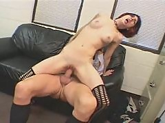 Extreme Teens 34 part 1 Rod Fontana in long black otc socks