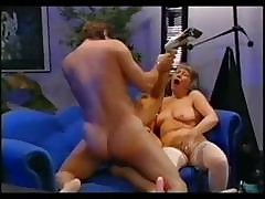 Granny Anna Berger And Another Take On A Hard Cock To Fuck