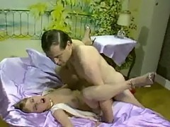 Eva kleber- nice retro stocking-fuck