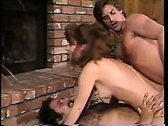 Tanya Foxx - Caught From Behind #10 (1989) (DVDrip) (with Ron Jeremy, Marc Wallice)