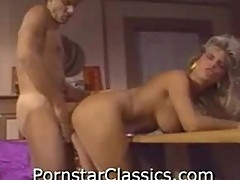 Retro MILF pussy Lickied and fucked doggy