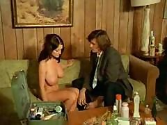 Vintage Porn With This Busty Babe Riding The Cock Fandango