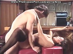 Hot old school fucking session