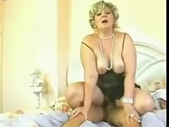 Retro mature mom sex
