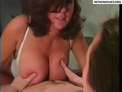 Busty Nurse makes her job