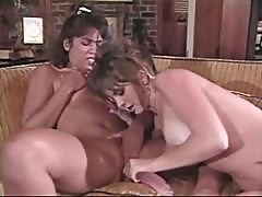 All Ladies And All Vintage In This Lesbian Vid No Mans Land 7