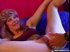 Well-prepared Blonde Karena With A Sustaining Poon Eats Cum