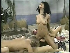 Lesbian Orgy In The Outdoors