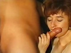 Horny Euro-couple Films Their Sexual Adventures For All To See