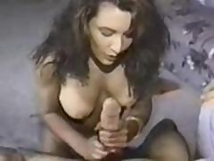 Leena Gives A Great Handjob